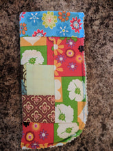 Handmade quilted glasses case