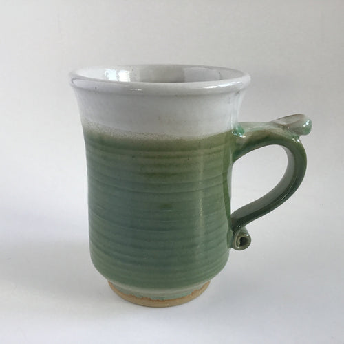 Pottery coffee mugs by Nick Wenning Designs