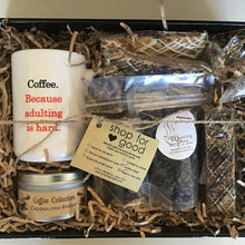 Coffee Deluxe Gift Basket for Birthday, Housewarming, Hostess Gift