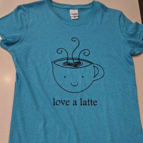 Love a Latte T-Shirt