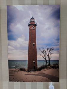 Lighthouse 16x24 canvas