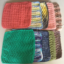 Handmade Wash Cloth/Dish Rag
