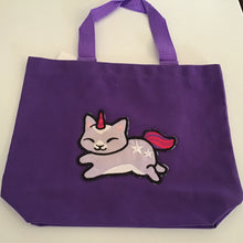 Kitty unicorn child's purse