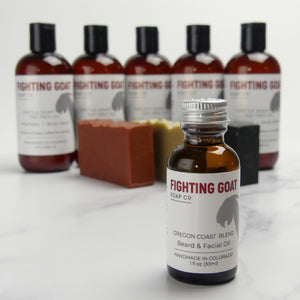 Beard and Facial Oil