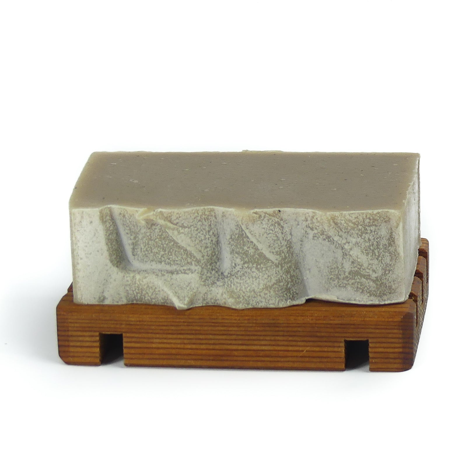 Goat Milk, Bentonite Clay, Peppermint & Hemp Oil Soap - 4 oz Bar