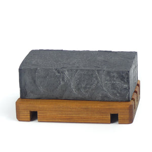 Goat Milk, Activated Charcoal, & Tea Tree Oil Soap - 4 oz Bar
