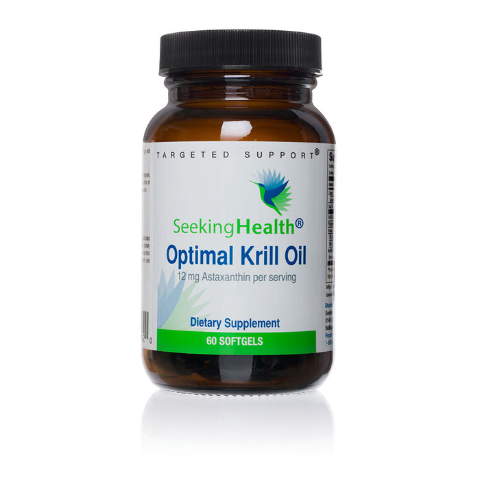 Optimal Krill Oil - 60 Softgels