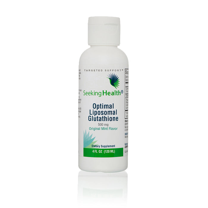 Optimal Liposomal Glutathione