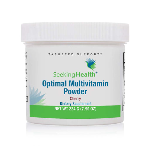 Optimal Multivitamin Powder - 30 Servings