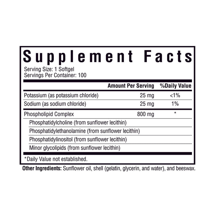 Optimal PC - 100 Softgels