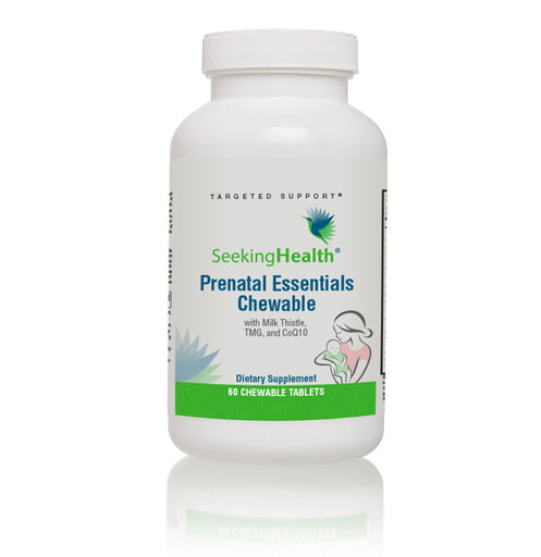 Optimal Prenatal Chewable - 60 Tablets