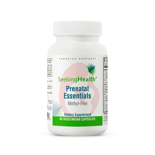 Prenatal Essentials Methyl-Free - 60 Capsules