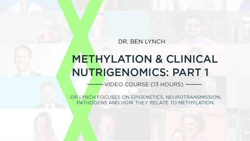 Methylation & Clinical Nutrigenomics: Part 1