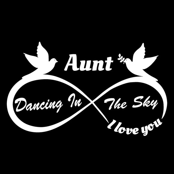 Aunt - I Love You Forever