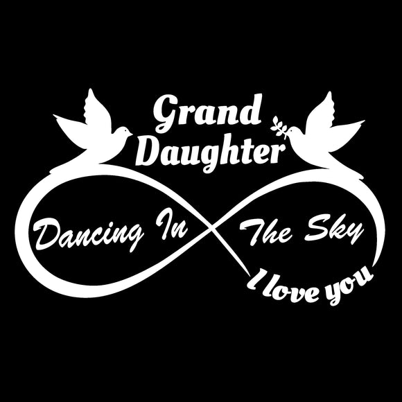 Grand Daughter - I Love You Forever