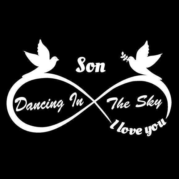 Son - I Love You Forever Dancing In The Sky