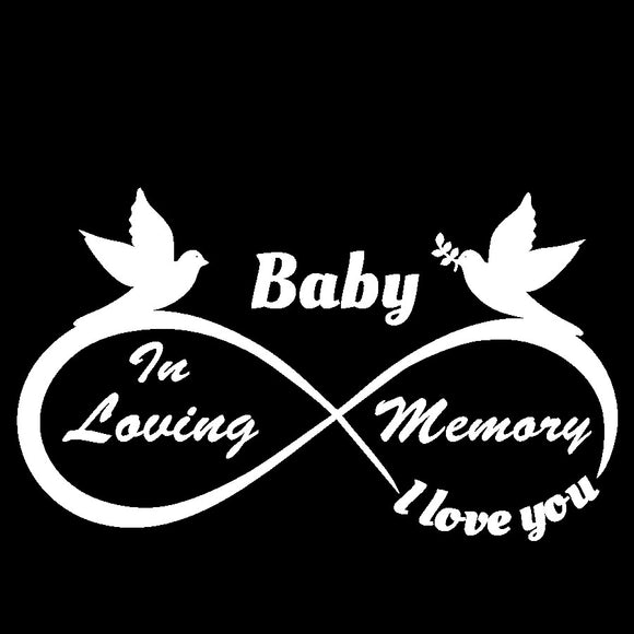 Baby - I Love You Forever - In Loving Memory