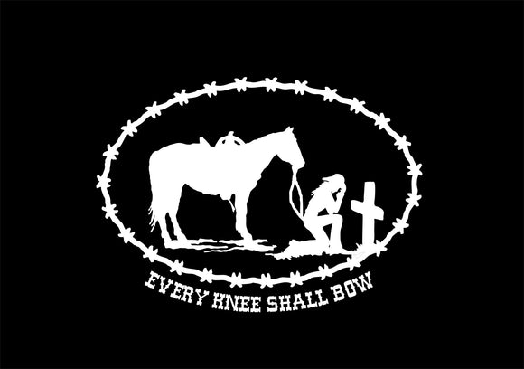 Cowgirl - Every Knee Shall Bow