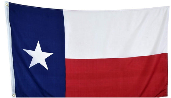 State of Texas 3' x 5' Flag Bannerwith Metal Grommets