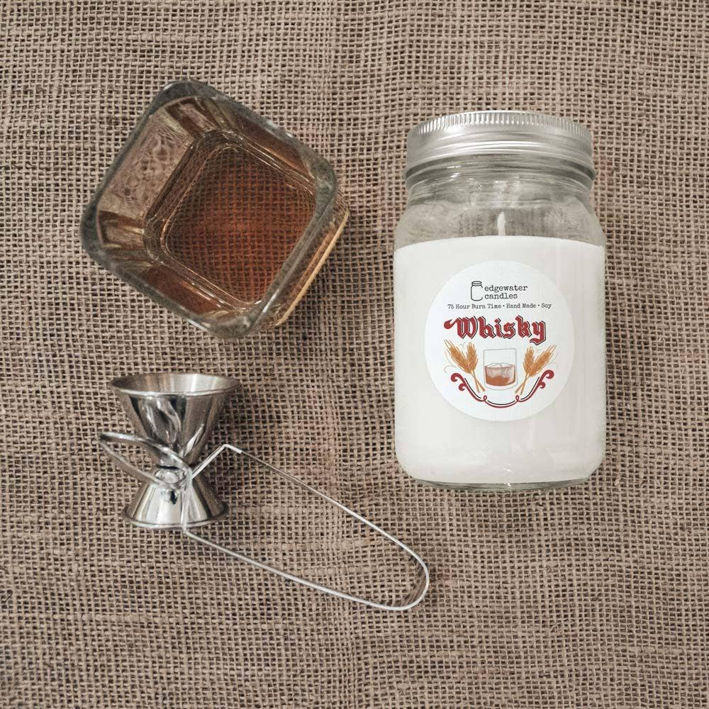 Whisky Jar Candles