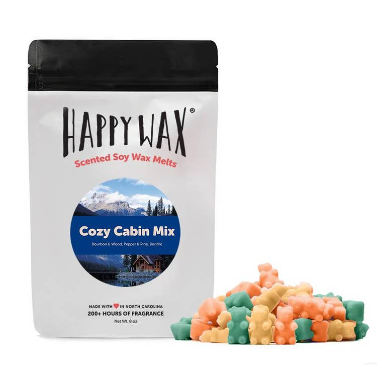 Cozy Cabin Mix Wax Melts - 8 oz