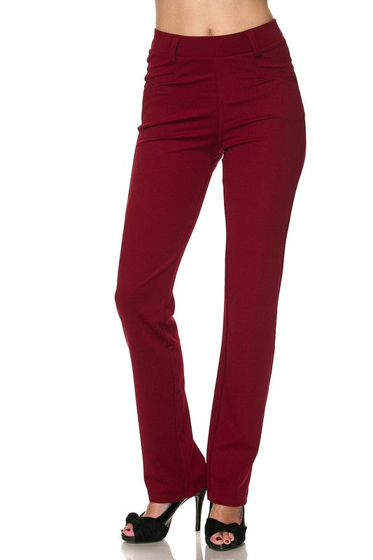 Calamus Stretchy Dress Pants