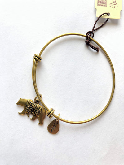 Stackable Charm Bracelet