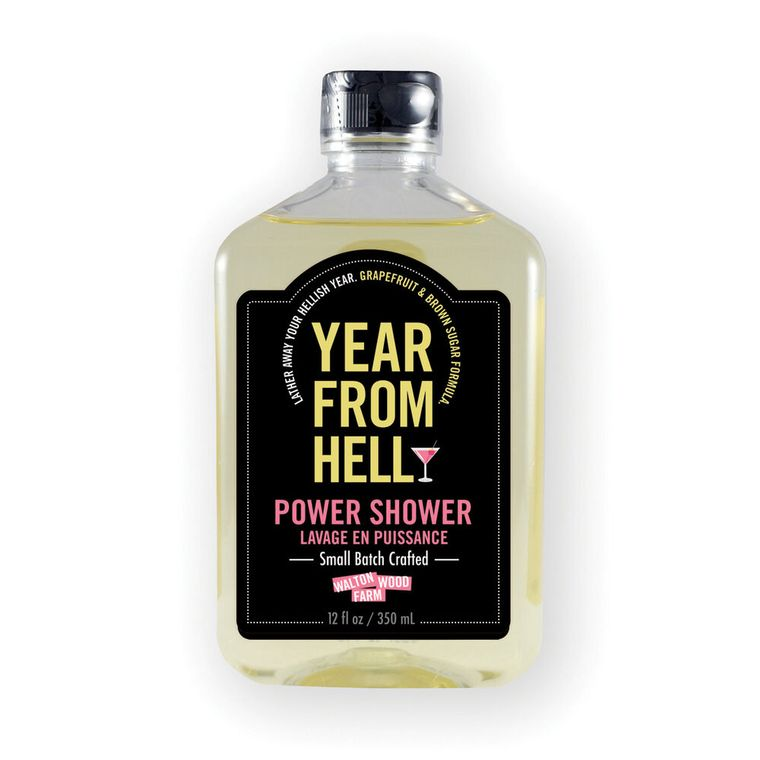 Power Shower body wash