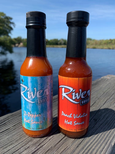 RiverGrille Hot Sauce