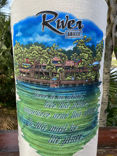 A Scene of RiverGrille T-Shirt