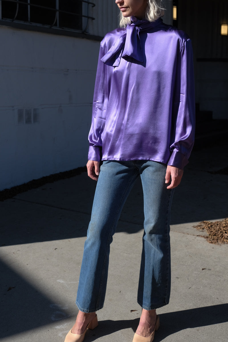 Silk Celine Blouse