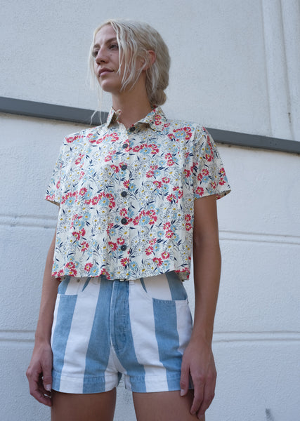 Chaz Daisy Top