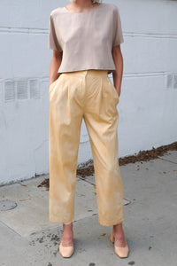 Sunset Hand Dyed Trousers