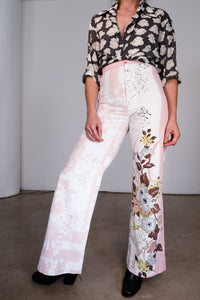 Ilish Patterned Pants
