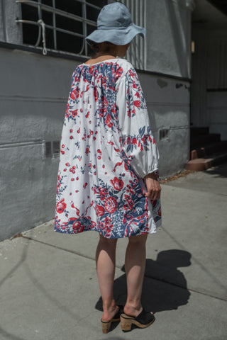 Erin Mini Floral Dress