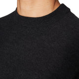 Detachable Collar Crewneck