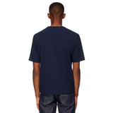 Alpine Navy Logo T-Shirt