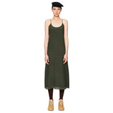 Band Rocket Cami Dress Moss Green