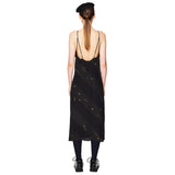 Band Rocket Cami Dress Black