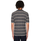 Multi Stripe T-shirt Navy / Grey