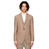 Single Breasted Tailoring Jacket Beige