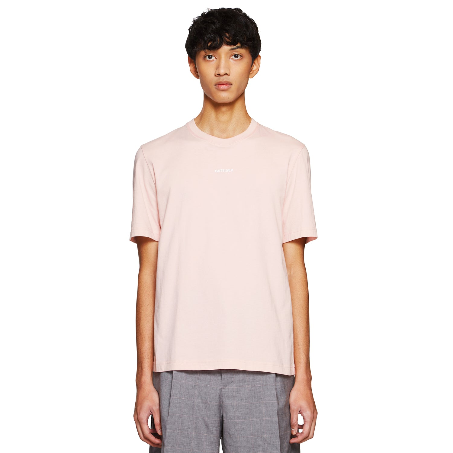 OUTSIDER BLUSH T-SHIRT