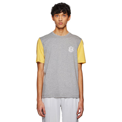 SERGIO TACCHINI X BAND OF OUTSIDERS GREY T-SHIRT
