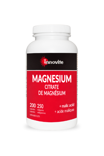 Innovite Magnesium Citrate 250mg 200s