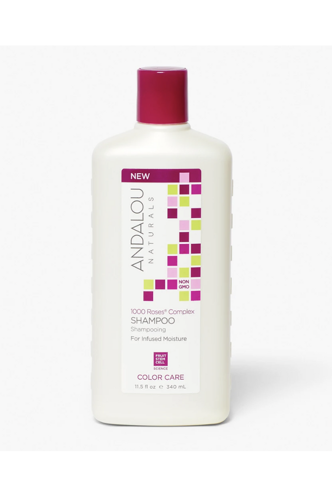 Andalou 1000 Roses Complex Colour Care Shampoo 340ml