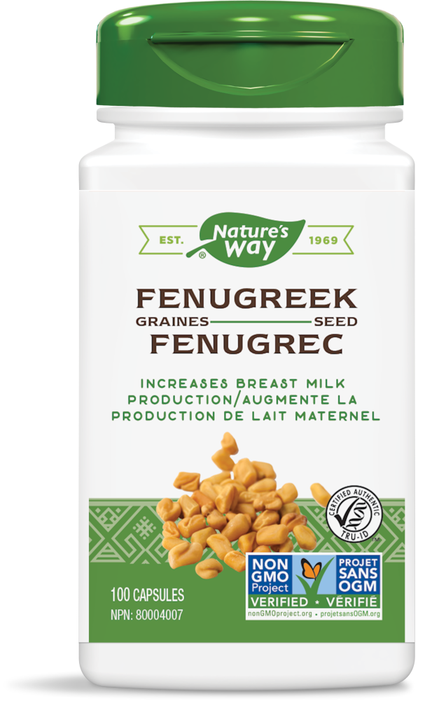 Nature's Way Fenugreek Seed 100s