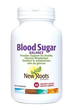 New Roots Blood Sugar Balance 60s