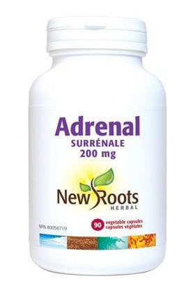 New Roots Adrenal 200 mg 90s