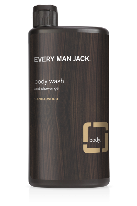 Every Man Jack Sandalwood Body Wash 500ml