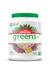 Genuine Health Greens+ Extra Energy - Natural Cappuccino Flavour 445g
